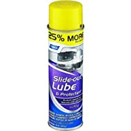 Camco Mfg. Inc./RV41105Slide Out RV Lube And Protectant-15OZ SLIDE OUT LUBE