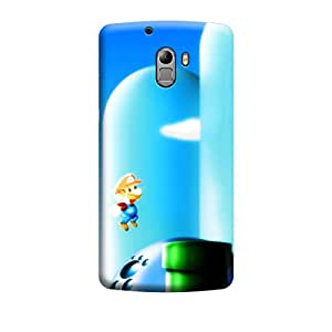 TransMute Premium Printed Back Case Cover With Full protection For Lenovo A7010/K4 Note (Designer Case)