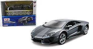 "Tobar 1:24 Scale ""Special Edition Lamborghini Aventador Lp700-4"" Model Car Kit"