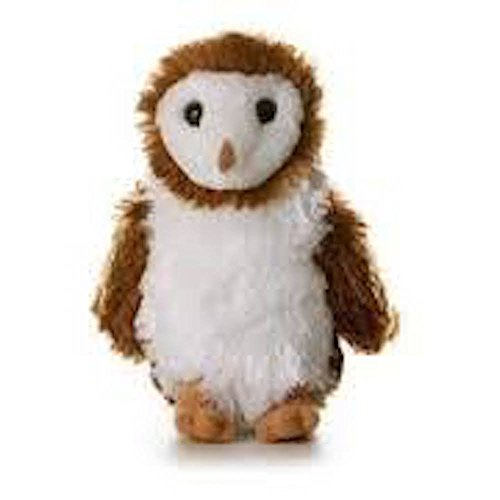 Aurora Plush Peepers the Owl Aurora Mini Flopsies Plush