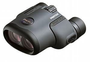 Pentax 62215 Papilio 6.5x21 Binoculars, Black