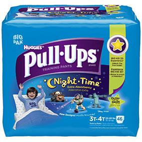 Huggies Pull Ups Night*Time Training Pants