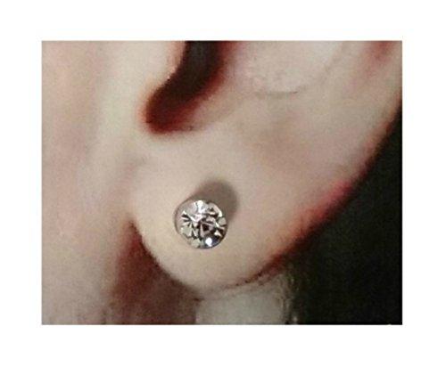 ken-do Bio Magnete guarigione sollievo dal dolore Artrite e orecchini Forte magnetico