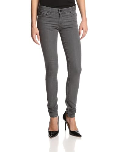 David Kahn Women's Mickayla Skinny Jean  [Smokestack]