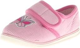 Foamtreads Fuddles Slipper (Toddler/Little Kid),Pink,8 M US Toddler