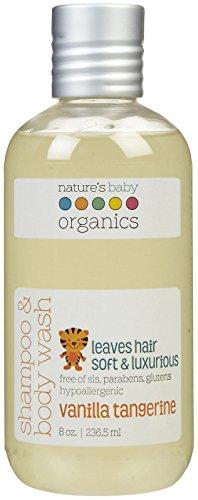 NBO Shampoo  & Body Wash - Lavender/Chamomile - 8oz - 1