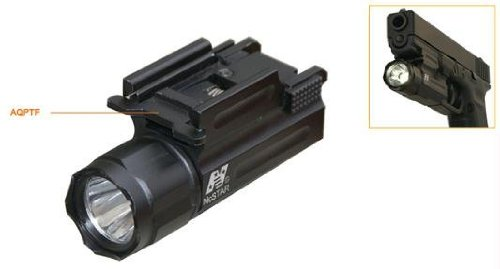 Exclusive By Ncstar Ncstar Pistol & Rifle Led Flashlight Quick Release Weaver