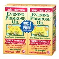 Evening Primrose Oil (1300mg)
