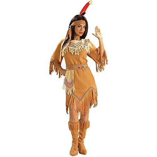 Native American Indian Maiden Adult Costume - Standard