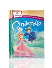 First Readers Cinderella Story Book