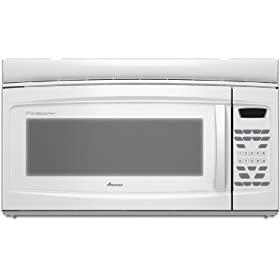 Amana AMV2174VAW 1.7 cu. ft. Over-The-Range Microwave - White