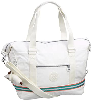 Kipling White Shoulder Bag 73