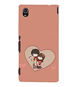 Ebby Premium Printed Mobile Back Case Cover With Full protection For Sony Xperia M4 Aqua/ Sony Xperia M4 Dual (Designer Case)