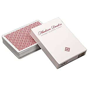 Madison Dealers Marked Playing Cards