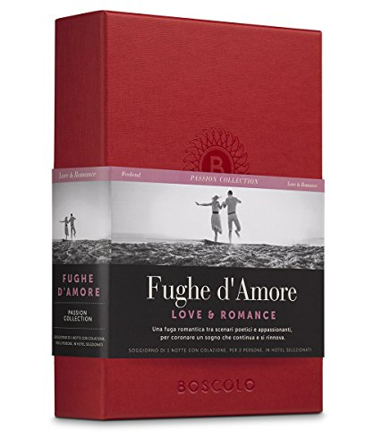 Boscolo Gift - Fughe d'Amore. Week end romantico e cofanetto regalo per due persone.