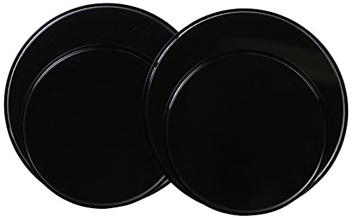 Reston Lloyd Electric Stove Burner Covers, Set of 4, Black (Stove Burner Electric compare prices)
