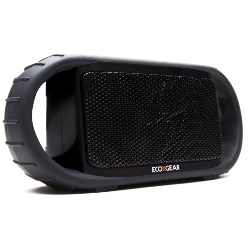Grace Digital Ecoxbt Bluetooth Speaker And Smartphone-Black