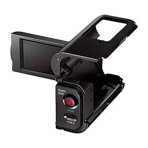 Sony AKA-LU1 poignée de prise de vue pour Action Cam Sony avec écran LCD Noir