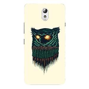 Back cover for Lenovo Vibe P1 Owl Art 2