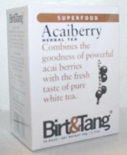 Birt&Tang Acai Berry Herbal Tea 50 Bags