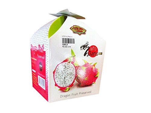 [2 Packs of Dragon Fruit Preserved (Pitaya) (125 G./ Pack), Premium Snack From Thailand.] (Pepsi Baby Halloween Costume)