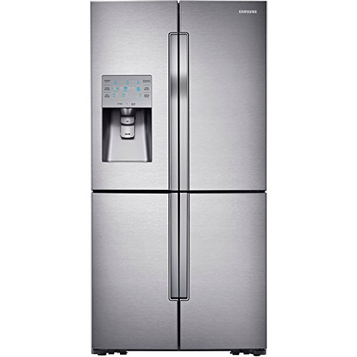 Samsung RF32FMQDBSR 4-Door Refrigerator with Convertible Zone, 32 Cubic Feet (Samsung Freeze compare prices)