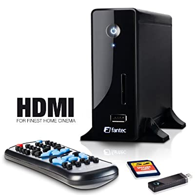 Fantec MM-CH36US Discos duros multimedia externos de menos de 50 euros Multimedia hard drives Less than 70$