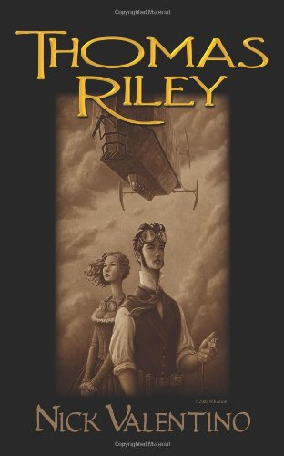 Thomas Riley (Steampunk Novels)