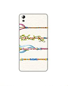 LENOVO A 6000 Plus Hand-painted-colorful-arrows-01 Mobile Case (Limited Time Offers,Please Check the Details Below)