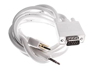 3M VC05W VGA Cable for PDAs