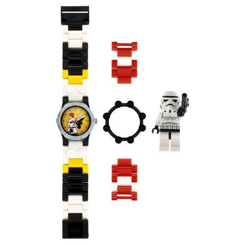 Imagen principal de Universal Trends CT46127 Lego Star Wars - Reloj de pulsera infantil diseño Soldado de asalto [Importado de Alemania]