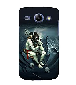 printtech Shiva Lord Weed Back Case Cover for Samsung Galaxy J5 / Samsung Galaxy J5 J500F