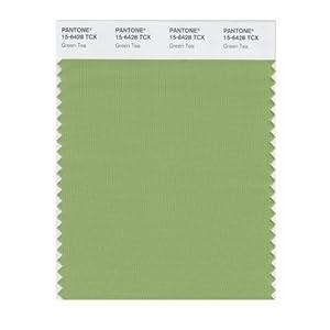 Pantone smart swatch 15 6428 green tea tools Sage green pantone