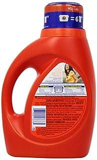 Tide Original Scent Liquid Laundry Detergent, 50 Fl Oz (Pack of 2)