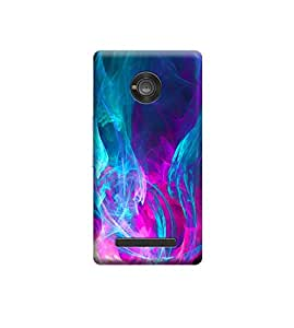 Ebby Premium Printed Back Case Cover With Full protection For Micromax Yu Yuphoria (Designer Case)