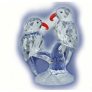 """Crystal """"Love Birds"""" (5 Pieces) [Kitchen]"""