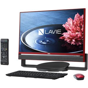 NEC LAVIE Desk All-in-one DA770/BAR PC-DA770BAR