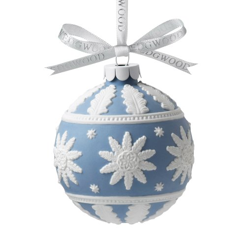 Wedgwood 2012 Holiday Neoclassical Ball Ornament