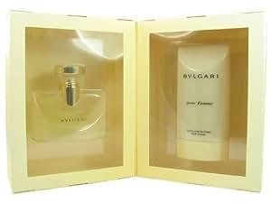 Bvlgari 2pc Set Eau De Parfum 3.4 Oz, Body Lotion 6.8 Oz by Bvlgari for Women