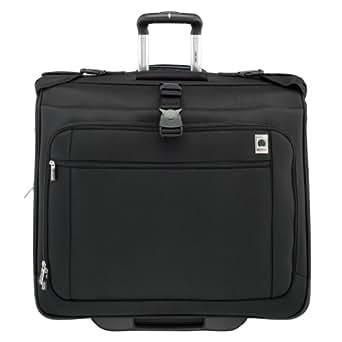 Delsey Luggage Helium Sky Trolley Garment Bag, Black, One Size