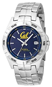 Buy Cal Fossil Mens 3 Hand Date Watch by Fossil