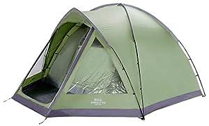 Vango Berkeley 500 Dome Tent - Green, 5 Persons from Vango
