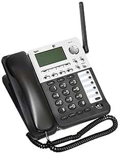 AT&T SynJ SB67148 DECT 6.0 Cordless Deskset