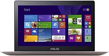 """Asus Zenbook UX303LB-C4041H PC Portable 13,3"""" Tactile Smoky Brown (Intel Core i5, 8 Go de RAM, Disque dur 1 To,  Nvidia GeForce 940M, Windows 8.1)"""
