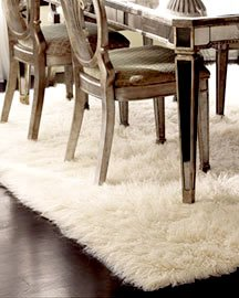 Premium Shaggy Flokati Greek Rugs Ivory colour from Rugs & Stuff - 2000gsm - Many different sizes
