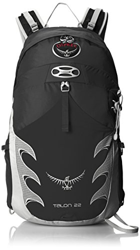 Osprey Packs Talon 22 Backpack, Onyx Black, Medium/Large