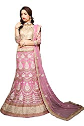 Silvermoon women's Net Embroidered heavy lehenga choli-sm_MIKLA60C_Baby pink_free size