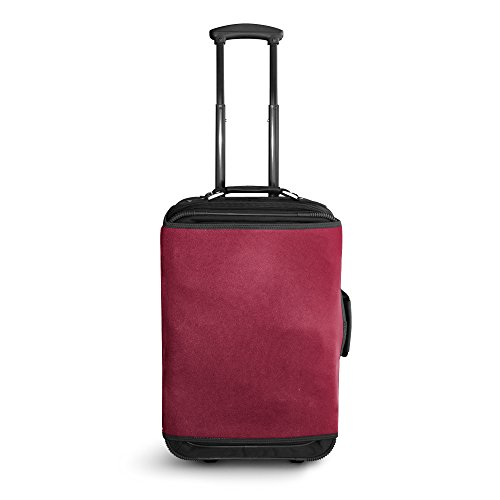 coverlugg-solid-red-for-carry-on-bag-small
