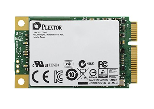 PLEXTOR PX-128M6M 128GB mSATA SSD M6Mシリーズ