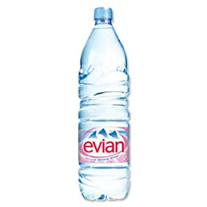 Evian Mineral Water 2 Litre (Pack of 6)